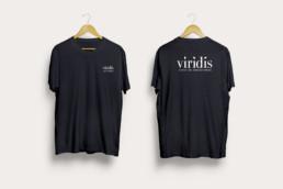 Corporate Design Arbeitsbekleidung Viridis GmbH