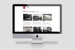 Garage Knecht Webdesign Chronik