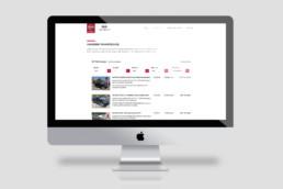 Garage Knecht Webdesign Fahrzeuge