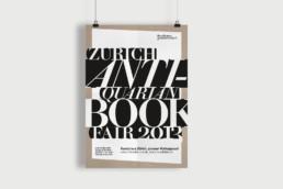 Plakat Design für die Froschauer Genossenschaft