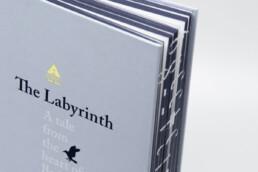 Book Design Badrutt's Palace Cover
